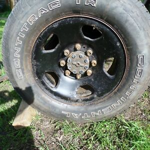TR 275/70R18 Continental on 8 bolt rims Peterborough Peterborough Area image 5