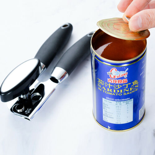 Stainless Steel Heavy Duty Can Opener Professional Top Quali