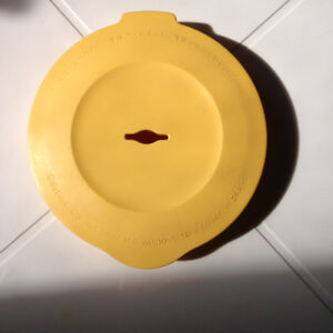 Glass Jar Lid replacement part $5