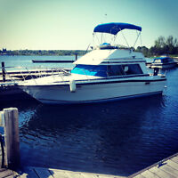 28' Bayliner - Great Condition - REDUCED to Sell