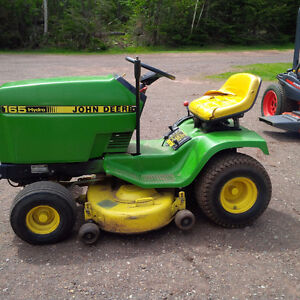 1989 John Deere Ride-on Mower