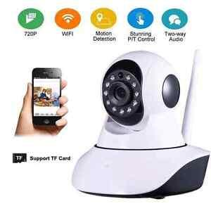 Wireless IP WiFi Camera Security CCTV Night Vision iP Penrith Penrith Area Preview