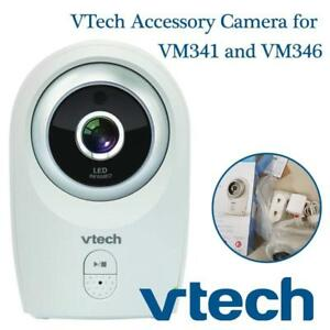 NEW VTech Accessory Camera for VM341 and VM346 (Sold Separately), White, One Size Condtion: New