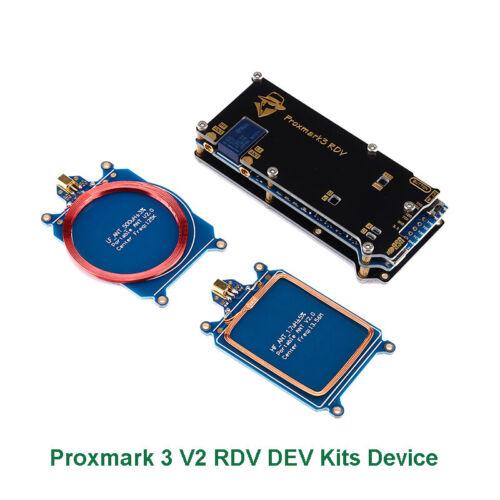 Proxmark 3 V2 RDV DEV RFID Cloner Kits Programmer Reader Writer Copier UID T5577