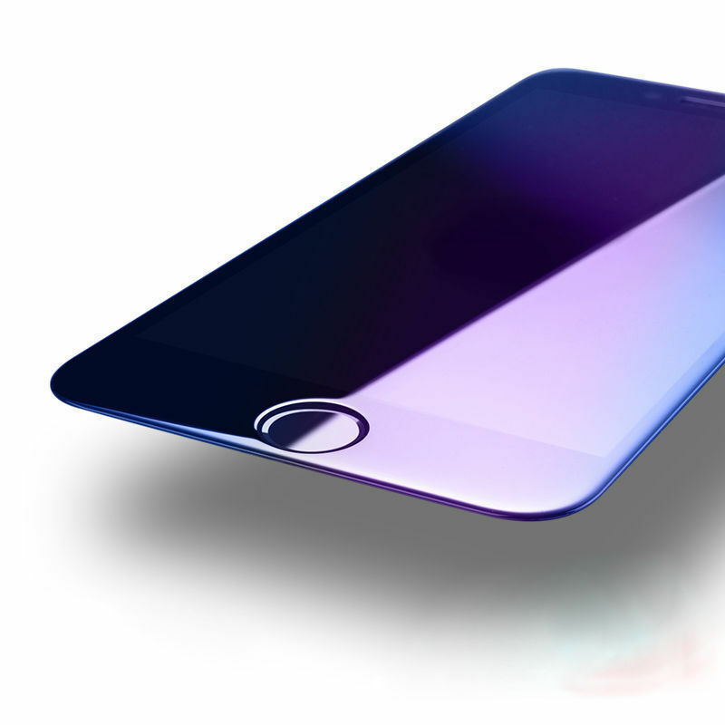 Купить 3D Full Coverage Blue Ray Tempered Glass Screen Protector For iphone 8 6s 7 Plus