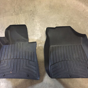 Weather Tech Floor Liners- Hyundai Veloster