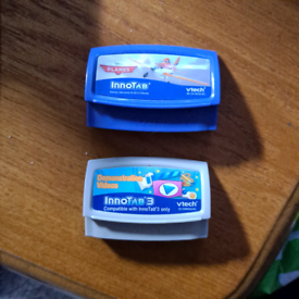 InnoTab 3 cartridges only both for £5 pound