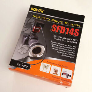Ring Flash Bower pour camera Sony