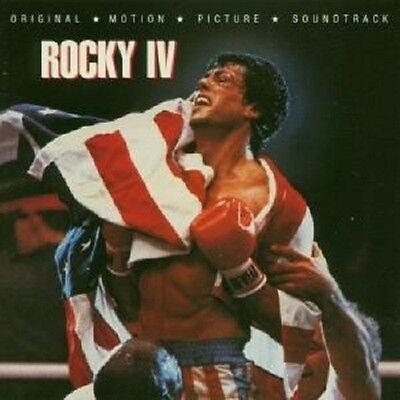 ROCKY IV ORIGINAL MOTION PICTURE SOUNDTRACK CD NEUWARE online kaufen