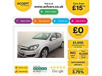 Vauxhall/Opel Astra 1.4i 16v 2008MY SXi - FROM £15 PER WEEK!