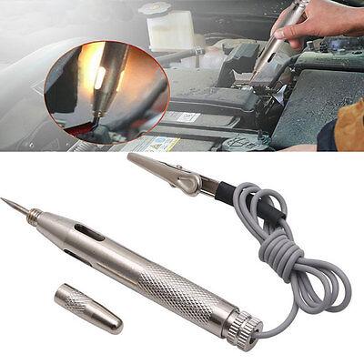 DC6-24V Automotive Truck Car Light.Tester Lamp Voltage Test Pen Detector Probe#
