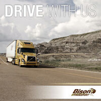 Bison Transport Driver Recruiting Meet & Greet