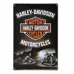 Harley Davidson Metal Sign (New) Calgary Alberta Preview