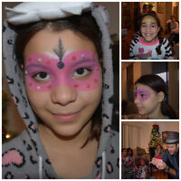 Kids birthday with Magician, Balloons and face painting *--*