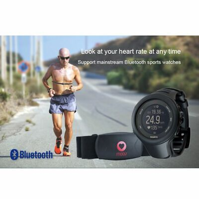 Heart Rate Monitor Chest Strap Lightweight Fitness Tracker S