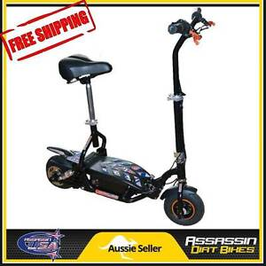 NEW Assassin USA 300watt 300W 24V Kids Electric Scooter Moped Go Taren Point Sutherland Area Preview