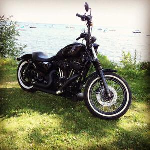 Harley davidson nighster 1200