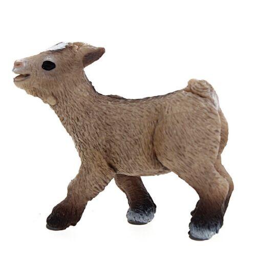 Dwarf Goat Kid by Schleich/ toy/ replica/ 13717/ RETIRED