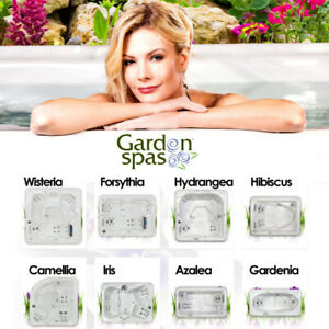 Chic Plug & Play Hot Tubs with 8 Models to Choose From on Sale