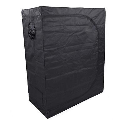 "48""x 24""x 60"" Hydroponics Grow Tent Non Toxic Indoor Room Garden Yard"