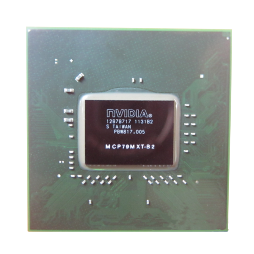 NEW NVIDIA MCP79MXT-B3 With Lead free Solder Balls