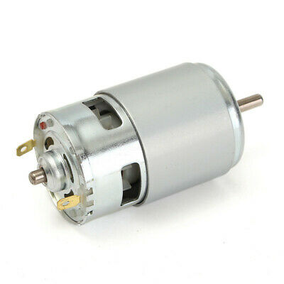 High Quality Motor 775795895 Speed Torque Double Ball Bearing 12v Miniature