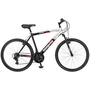 "Mongoose Spire 26"" Men's Mountain Bike"