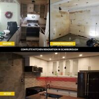 Home Renovations & Remodeling Services Available | 647-956-1116