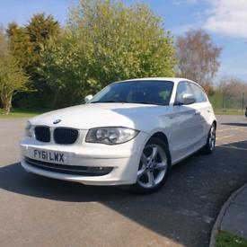 Bmw 1 series 2011 116D £30 tax