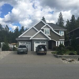 """Beautiful """"Brand New"""" 4 Bed+Den Executive Home In Penticton"""