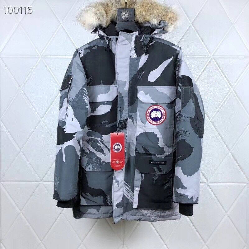 Canada Goose expedition parka size S-XL