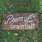 Vintage Neon Beer Sign