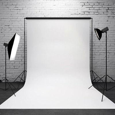Best Pure Color White Photo background Thin Vinyl Backdrops Studio props