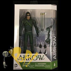 "ARROW Season Three TV Show 6.75"" Action Figure DC Collectibles NEW!"