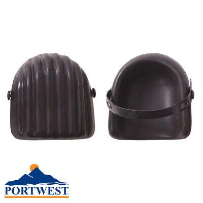 Portwest Kp10 High Density Construction Knee Pads - Polyurethane Waterproof