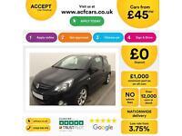 Vauxhall Corsa 1.6i 16v Turbo VXR FINANCE OFFER FROM £45 PER WEEK!