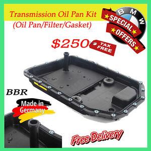 BMW Transmission Oil Pan Kit (Oil Pan/Filter/Gasket)