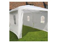 Large Garden Party Gazebo / Marquee, 6m x 3m (20ft x 10ft) **BRAND NEW**, Still Sealed in Box