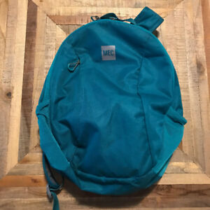 MEC Teal Travel Backpack