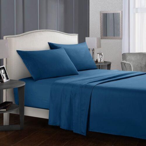 Dreaming Casa Bed Sheet Set Soft Twin Full Queen King Size Comfort Deep Pocket