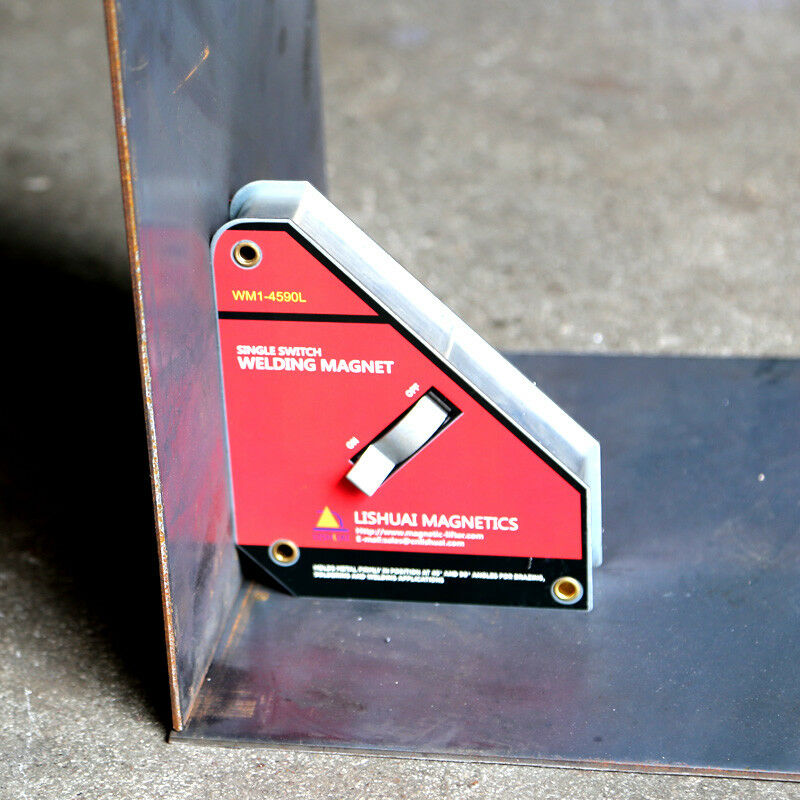 Magnetic Welding Jig Single Switch Welder Welding Holder Multi-angle Soldering
