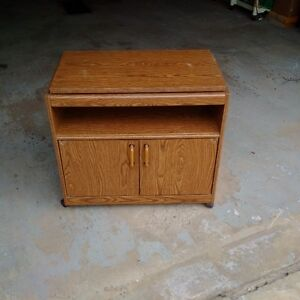 For Sale Wooden TV stand