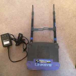 WRT54G with wireless extenders and Tomato firmware