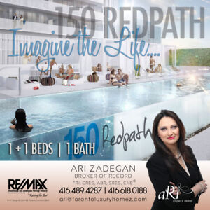 Assignment Sale 150 RedPath at Yonge and Eglinton