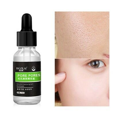 Shrink Pores Blackhead Remover Acne Hyaluronic Acid Face Serum Essence Skin Care