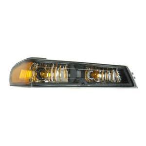 2004-2012 Chevrolet Colorado Passenger Side Front Parking/signal Light Assembly - Value Line ®
