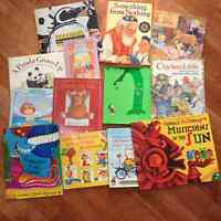 Books for 3-6 year olds