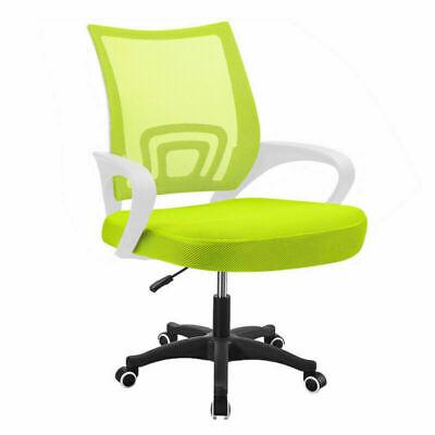Adjustable Office Chair Ergonomic Swivel Computer Office Desk Task Rolling Chair