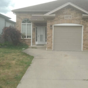 2 Bedroom Furnished Spacious Unit - Lower Unit Semi - South Wind