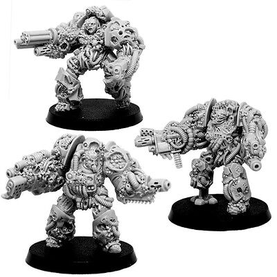 CHAOS OBLITERATED WARRIOR MUTANT PACK (3U)